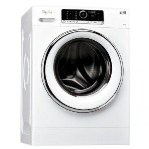 Masina de spalat rufe Whirlpool Supreme Care FSCR90425, 6th Sense, 9 kg, 1400 RPM, Clasa A+++, Direct Drive, 60 cm, Alb