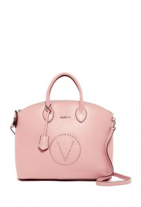 Valentino By Mario Valentino Bravia Leather Satchel
