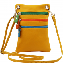 TL Bag - Geanta Mini cross galben