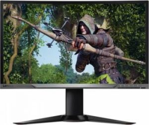 Monitor LED Gaming 27 Lenovo Y27G Curbat Full HD 4ms