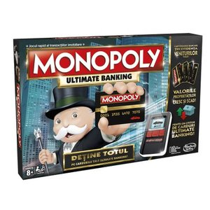 Monopoly Ultimate Banking Joc de societate